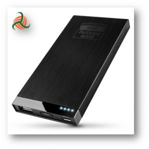 Portable External Battery for Smartphones and Tablets