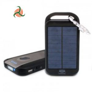 Solar Charger External Battery - Turbo